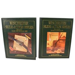 Winchester Slide Action Rifles Volume 1 & 2