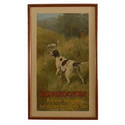 1907 Winchester Repeating Shotguns Poster