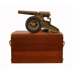 Winchester 10 Gauge Brass Signal Cannon In Box