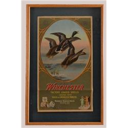 1904 Winchester Factory Loaded Shells Poster