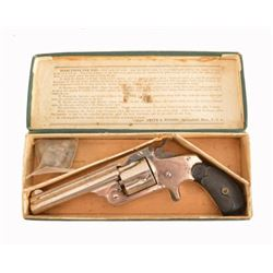 Smith & Wesson .38 Revolver Mint In Box