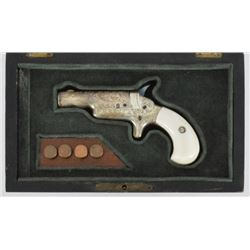 Colt 3rd Model Engraved Derringer