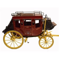 Large Stage Coach