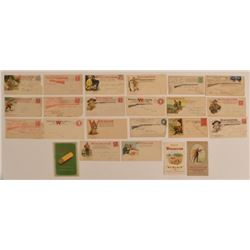 Winchester Advertising Envelope Collection