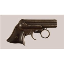 Remington Elliott Derringer Ring Trigger Pistol