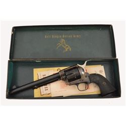 Colt Model 1873 SAA .44 Special Mint In Box