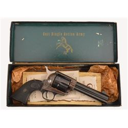 Colt Model 1873 SAA .357 Mint In Box