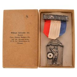 Bell Telephone 1931 Rod & Gun Club Medal