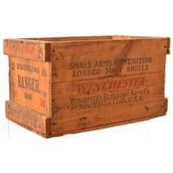 Winchester Ranger Staynless 12 Gauge  Ammo Crate