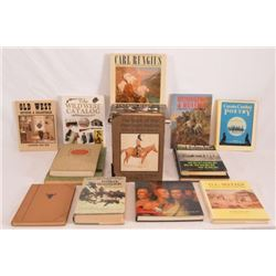 Collection Of 15 Southwest Art Books
