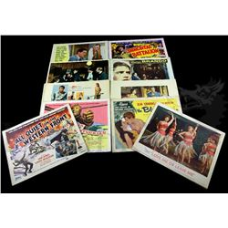 † Approx 69 complete sets of US Lobby cards, predominately 1950's, all being complete sets of eight