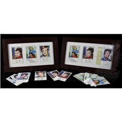 † Gerry Andersons Space 1999 (1975) A quantity of vintage official Fan Cards depicting the character