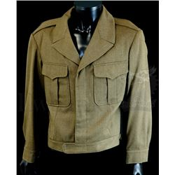 † Brass Target (1978) US Army Ike Jacket made for John Cassavetes in his role as 'Major Joe De Lucca