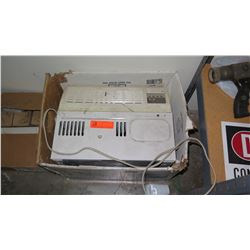 Small Goldstar Window Air Conditioning Unit