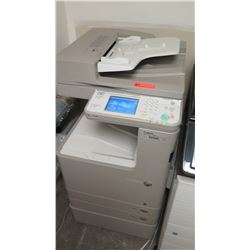 Canon C2030 Color Copy Machine - Tested Working (See Video)