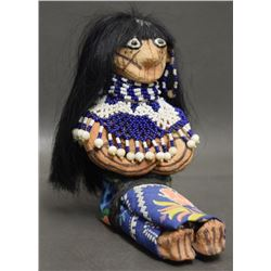 MOHAVE INDIAN DOLL