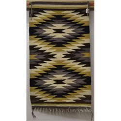 NAVAJO INDIAN TEXTILE (ARVISO)