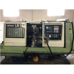 Okuma LR15 Twin Turret CNC Lathe *PARTS MACHINE*