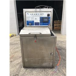 CAE RANSOHOFF LEAN-JET AQUEOUS INDUSTRIAL PARTS WASHER