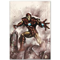 Indomitable Iron Man #1 by Marvel Comics