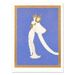 Tanagra Blue by Erte (1892-1990)