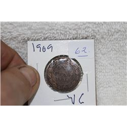Canada One Cent Coin (1)