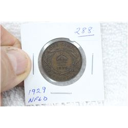 Nfld. One Cent Coin (1)