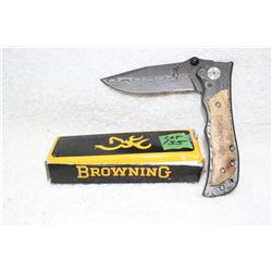 Browning Lock Blade - New