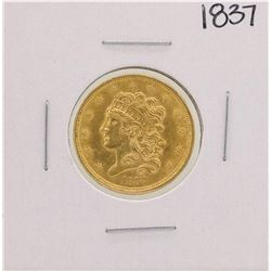 1837 $5 Classic Head Gold Coin