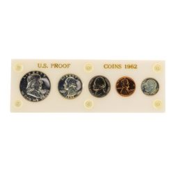 1962 (5) Coin Proof Set