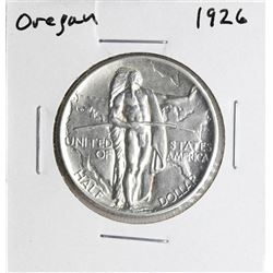 1926 Oregon Trail Memorial Commemorative Half Dollar Coin