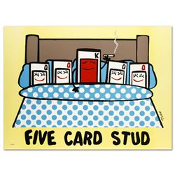 Five Card Stud by Goldman, Todd