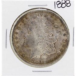1888 $1 Morgan Silver Dollar Coin