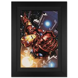 The Invincible Iron Man #1 by Stan Lee - Marvel Comics