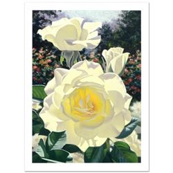 Rose Garden At The Huntington by Davis, Brian