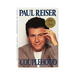 Signed Copy of Couplehood by Paul Reiser