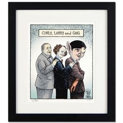 Three Stooges GMO by Bizarro