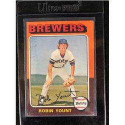 1975 TOPPS #223 ROBIN YOUNT