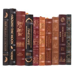 """Easton Press """"The Masterpieces of Science Fiction"""""""