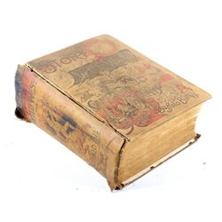 Story of the Wild West by Buffalo Bill 1st Edition