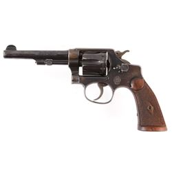 Smith & Wesson .32 Long Hand Ejector Revolver