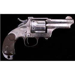 Merwin Hulbert & Co. Pocket Army 44-40 DA Revolver