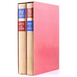 Journals of the Expedition Lewis and Clark 1st Ed