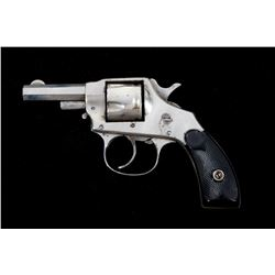 Hopkins & Allen Arms XL DA 32 S&W Revolver 1898-16