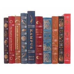 "Easton Press ""The Masterpieces of Science Fiction"""