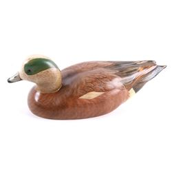 Montana Big Sky Carvers Widgeon Duck Decoy