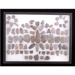 Jomon Japanese Arrowhead Collection