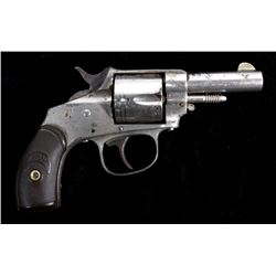 Forehand & Wadsworth Double Action No. 38 Revolver