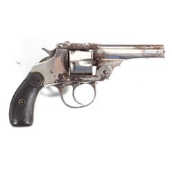 Iver Johnson Safety Automatic Revolver 1st Model