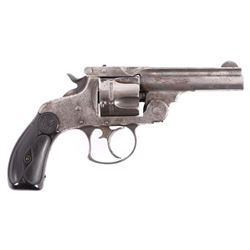 Smith & Wesson .38 DA 2nd Model Revolver c.1880-84